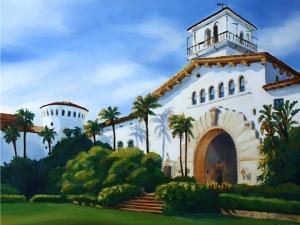 Santa Barbara Sunken Gardens